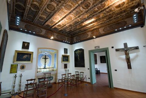 Centro studi biscegliese - Soffitti decorati ...
